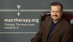 Man Therapy Ad